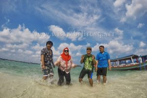 tamu one day trip hopping island lagi foto
