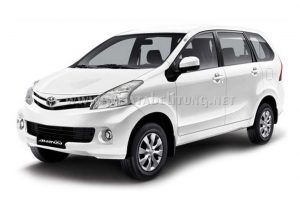 Rental Mobil Avanza Belitung