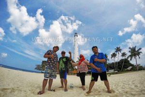 objek wisata pulau lengkuas