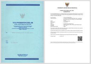 scan dokumen