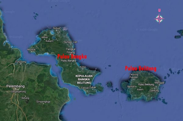Pulau Bangka Belitung